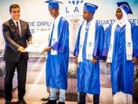 Limak, Senegalli gençlerin kariyerini 'uçuruyor'