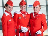 Aeroflot, Rusya'dan üç ödül