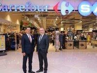 CarrefourSA'dan Ataşehir'e 10 milyon TL'lik yatırım
