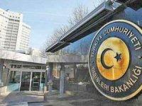 Türkiye'den ABD'nin seyahat uyarısına tepki