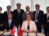Antalya ile Çin'in Hangzhou şehri turizm işbirliği