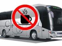 Tur otobüslerindeki su ısıtıcıları çalıştırılmayacak