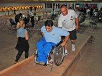 Engelli turist ağırlamada rol model oldu