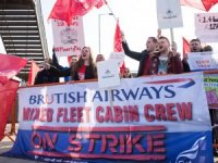 Havacılık sektörünün en büyük grevi