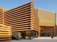 Kengo Kuma imzalı Odunpazarı Modern Müze açıldı