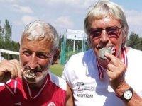 Manavgat'ın AlmanTakımıaltın ve gümüş madalya kazandı