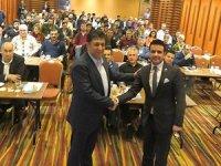Türsab adayları Hasan Erdem ile Hüseyin Kırk ittifakı