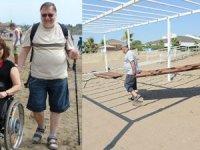 Antalya plajları engellilere göre düzenleniyor