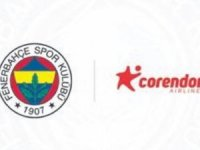 Fenerbahçe'nin yeni sponsoru Corendon Airlines