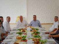 The Holiday Resort'ungazetecilerle işbirliği buluşması