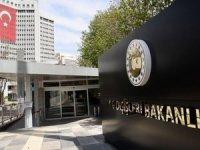 Dışişleri Bakanlığı'nda yurtdışı temsilcilik atamaları yapıldı