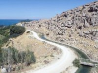 3 bin yıllık Şamran kanalı turizme kazandırılacak