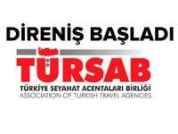 TÜRSAB yönetiminden kopmalar vekarşı 'direniş' başladı