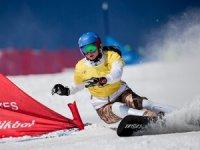 Fis Snowboard Dünya Kupası Erciyes'te