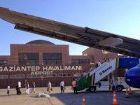Gaziantep Havalimanı'nda yolcu sayısı düştü...