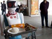 Dördüncü sanayı devrimi ile Robo-Restoran'lar artıyor
