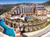 Kuşadası'nda5 yıldızlı Suhan 360 Hotelicradan satışa çıkarıldı