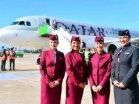 Katar Havayolları 13.341 TLmaaşla Türk kabin görevlisi alacak