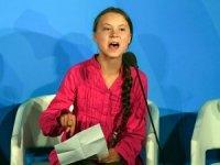 İsveçli aktivist Greta Thunberg'in BM konuşması şarkı oldu