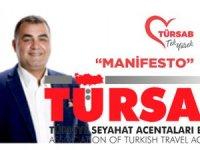 Türsab Başkan Adayı Davut Günaydın'Manifesto' yayınladı