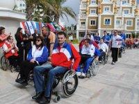Çolaklı, engelli turist ağırlamada dünya markası oldu