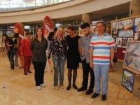Rus gelinlere çocuklarını büyütmek için Türkçe dersi