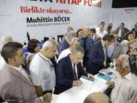 Antalya Kitap Fuarı'nda 150 yayınevi, 205 yazarı buluştu