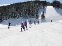 Çambaşı Yaylası'nda kayak merkezi açıldı