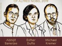 Nobel Ekonomi Ödülü'nün sahipleri belli oldu.