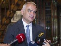 Bakan Ersoy: 500 bine yakın Çinli'yi Türkiye'ye çekeceğiz