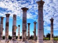 Soli-Pompeipolis'te gerekli çalışmalar yapılıyor