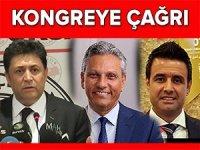 Türsab'ta muhalefet kongreye çağırıyor