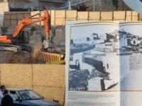 Süryanilerin tarihi kalıntıları üzerinde otopark yapılıyor