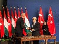 Türkiye ile Macaristan arasında Kültürel İş Birliği Anlaşması imzalandı