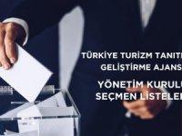 TGA Yönetim Kurulu seçmen listeleri açıklandı