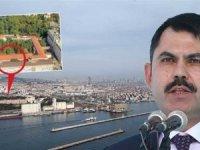 GATA'nın içinde bulunduğu tarihi alan yapılaşmaya açıldı