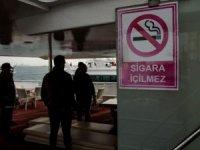Boğaz'daki teknelere nargile ve sigara denetimi