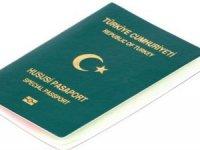 Yıllık 500 bin doların üzerinde mal ihraç edeneyeşil pasaport