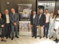 Fransa Turizm Geliştirme Ajansı İstanbul'da Fransa'yı tanıttı