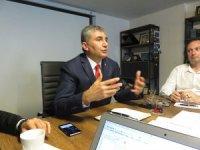 Emin Çakmak, Turizm Geliştirme Ajansı adaylığını açıkladı