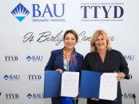 TTYD ile BAU turizm sektörü için güçlerini birleştiriyor