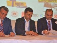 İki kardeş şehir 'sürdürülebilir turizm iş birliği'nde anlaştı