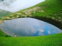 12 bin yıllık Dipsiz Göl define uğruna yok edildi