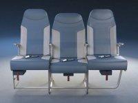 Uçak koltuklarında dirsek savaşı S1 projesi ile bitiyor