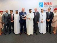 Emirates, 16 milyar dolarlık50 adet A350 XWB siparişi verdi