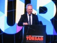 Nebil Çelebi'nin sözleri Türsab kongresinde tartışmalar yarattı