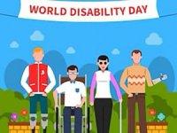 3 Aralık Dünya Engelliler Günü: Engellilere duyarlı olalım