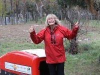 İngiltere'den Nepal'e yürüyen 72 yaşındaki gezgin İstanbul'da