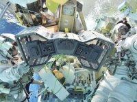 NASA ilk Robot Oteli'ni uzaya gönderiyor