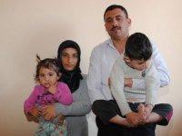 Hayatımızı engelli oğlumuz Fatih'e göre yaşıyoruz